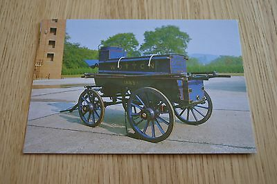 1877 Merryweather Manual Pump Fire Appliance Postcard