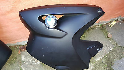2007 BMW R-Series  BMW R1200 GS Panel Lateral año 2007