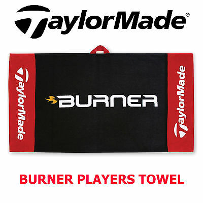 "Taylormade Burner Players Golf Towel 19"" X 37"""