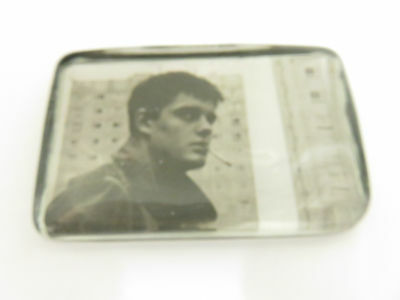 Ian Curtis Paperweight (Joy Division 80's New Order) Souvenir Collectable