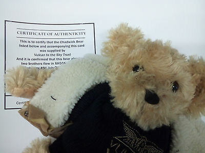 Chadwick Bear - Limited Edition - Flown RIAT 2015, Saturday 19th July - No3 of 3
