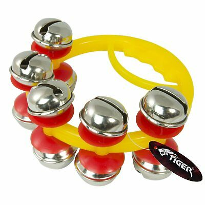 Jingle Bells - Mini Sleigh Bells - Hand Percussion Bells