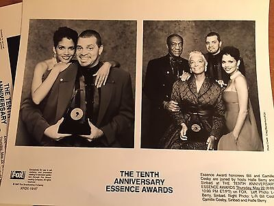 10th Annual Essence Awards publicity photos and slides  Bill Cosby  Muhammad Ali