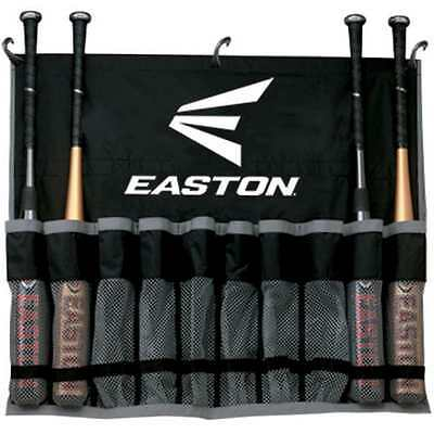 Easton Team Hanging Bat Bag, Holds 10 Bats A163142BK