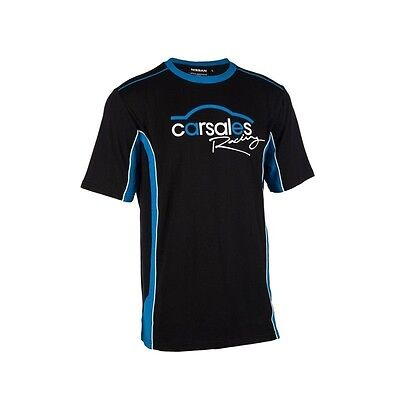 Carsales Racing Nismo Nissan T.Kelly Official V8 Supercar Team Mens Tee T-Shirt