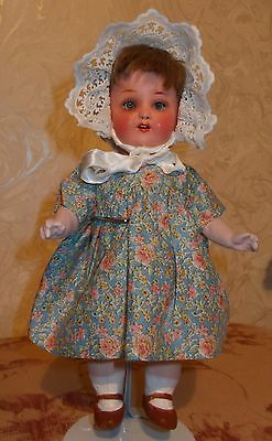 The Sweetest 10 Inch Heubach Mold 320 Character Toddler