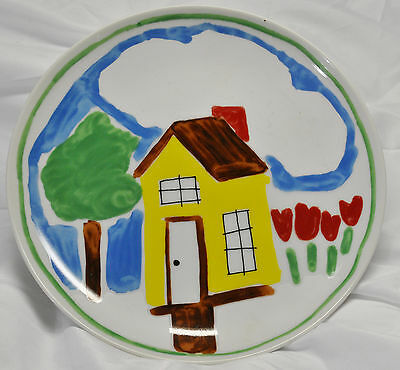 Children's Personal Touch plate, Avon collectible