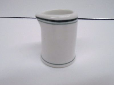Small Individual Size Pottery Creamer
