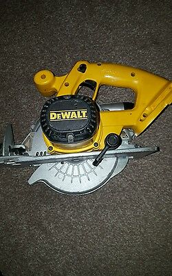 DeWALT DC390 18V  XRP, Circular Saw,   Good Condition,  Fast Delivery