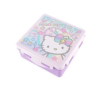 Sanrio Hello Kitty Pastel Pop Lunch Container