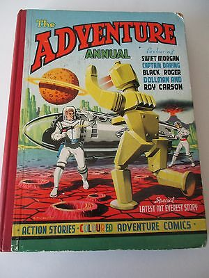 THE ADVENTURE ANNUAL BOOK YEAR 1940/50s