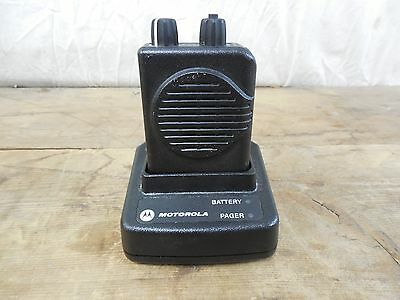 MOTOROLA MINITOR V 5 LOW BAND PAGER 45-49 MHz 2-CHANNEL RLN5703C