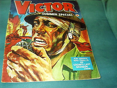 Victor Summer Special 1977:published By D.c.thomson