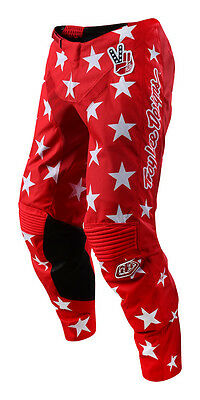New 2017 Troy Lee Designs Tld Moto Gp Liberty Freedom  Pants Black All Sizes