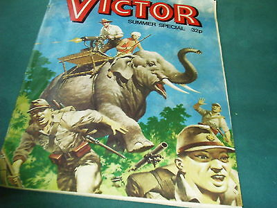 Victor Summer Special 1981:published By D.c.thomson