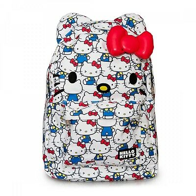 Loungefly Hello Kitty White Vintage Backpack