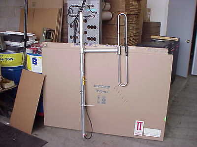 SINCLAIR SD210-SF2P4SNM  MHZ Repeater Radio antenna Exposed dipole 2.5 dBd