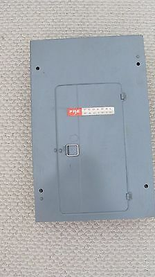 Federal Pacific LX112-24 BREAKER LOAD CENTER STAB-LOK FLUSH SURFACE ENCLOSURE