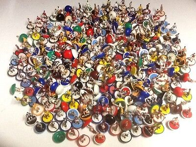 Collection of 316 HW Subbuteo spare players