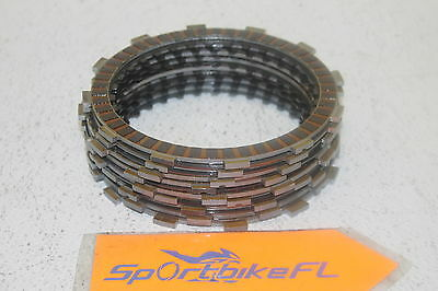 01 Harley-Davidson Electra Glide Classic  Oem Clutch Friction Pressure Plates
