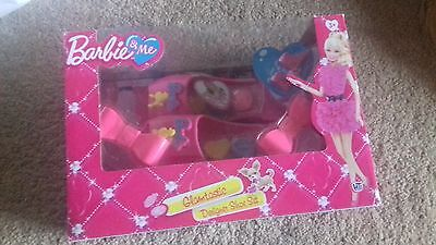 Brand New - Barbie - Designer Shoe Set With Accessories