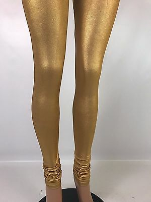 Superior Quality light Weight Gold silver Indian shiny  Women legging pants