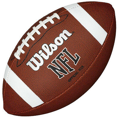 Wilson 2017 NFL Official BIN American Football - Official Size