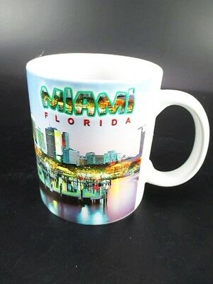 Miami Florida Kaffeetasse Photo Becher,Souvenir Tasse USA,coffee mug