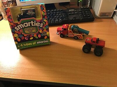 Collection Of 3 Vintage Toy Cars