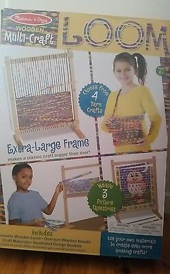 EXTRA LARGE wooden loom