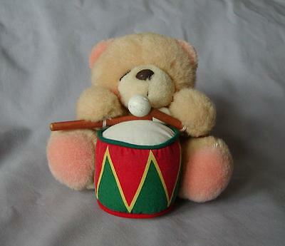 Forever Friends Bear Playing Drum - Andrew Brownsword