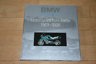 !-! BMW Profiles 4: Motorcycles from Berlin 1969-1998 (English) RARE !!