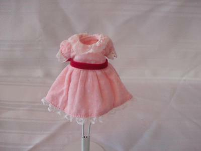 "New Version Mini Samantha American Girl Mini Dress For Any 6 1/2"" Mini Doll Cute"