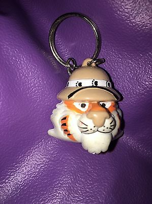 Exxon Tiger Lot 3 In Your Tank Key Chain Gas Oil Promo Fob Ring Vintage ESSO