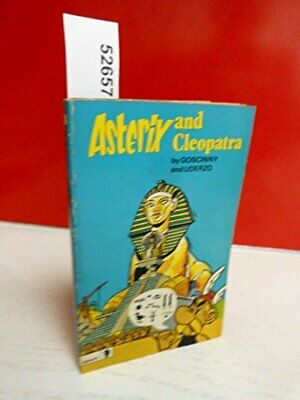 Asterix and Cleopatra (Knight Books) by Uderzo Paperback Book The Cheap Fast