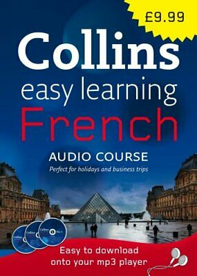 French: Stage 1 (Collins Easy Learning Audio... by Collins Dictionaries CD-Audio
