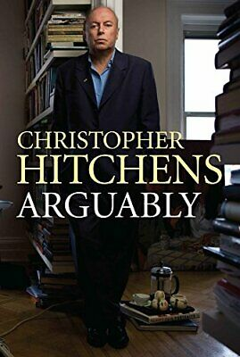 Arguably by Hitchens, Christopher Book The Cheap Fast Free Post