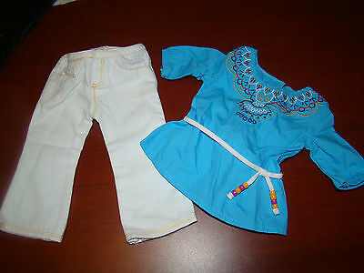 American Girl Saige Tunic Outfit