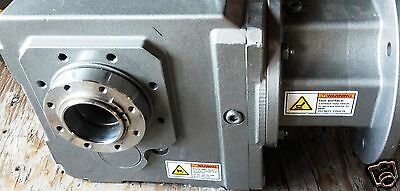 NEW Stober Drive K Series Rt Angle Helical/Bevel Gear box Reducer Ratio 1:58.3