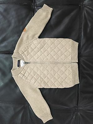zara baby boy Knit Jacket BRAND NEW WITH TAGS PICK UP AVAIL