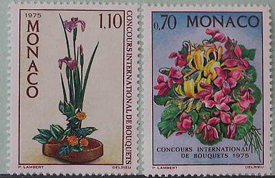 Monaco 1974 International Competition stamps 1974