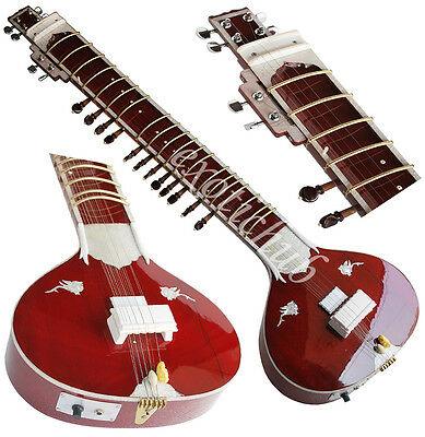 Electric Sitar~Can Play With Tabla, Harmonium, Tanpura, Dholak, Surbahar, Veena