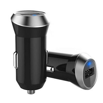 Universal Black Single USB Fast Car Charger 5v 2.6A Car-charge For Mobile Tablet