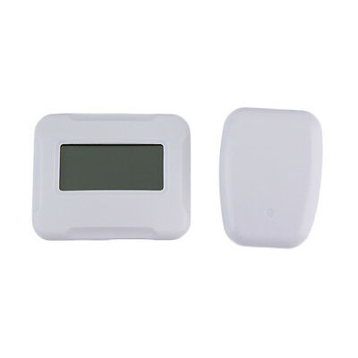 Digital LCD Display Thermometer for Indoor & Outdoor Wireless Thermometer F5