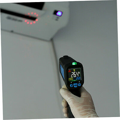 Color LCD Digital Non-contact IR Laser Thermometer -30-500¡æ For BSIDE BTM21B F0