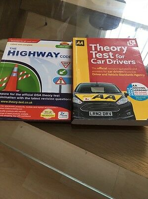 Theory Test And Highway Code Books