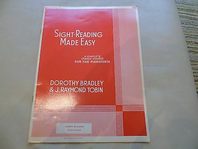 """Sight Reading Made Easy"""