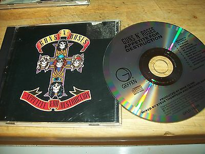Guns'N'Roses - Appetite For Destruction - CD - perfect condition
