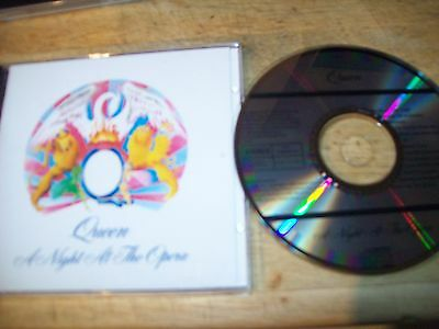 Queen - A Night At The Opera - CD - perfect condition