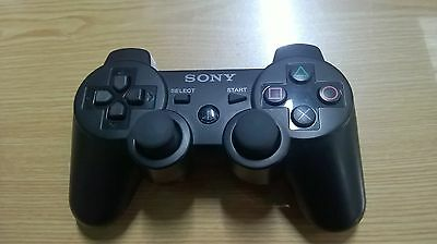 Official Genuine Dualshock 3 Six Axis Ps3 Controller Free Speedy Uk Postage